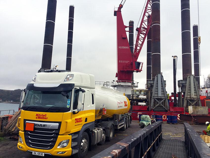 fuel deliveries southwest